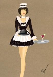 dominant maid