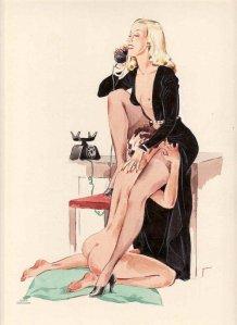 submissive husband, caned husband