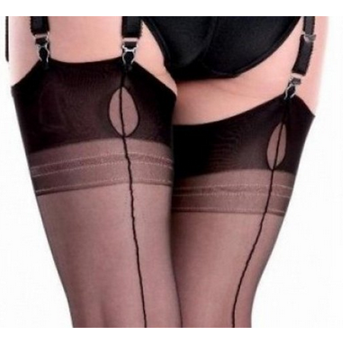 stockings, seamed stockings