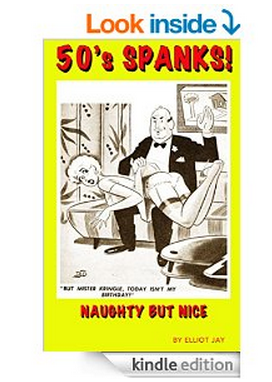 1950s spankings, 1950s housewife, 1950s secretary, Sassy gals get spanked